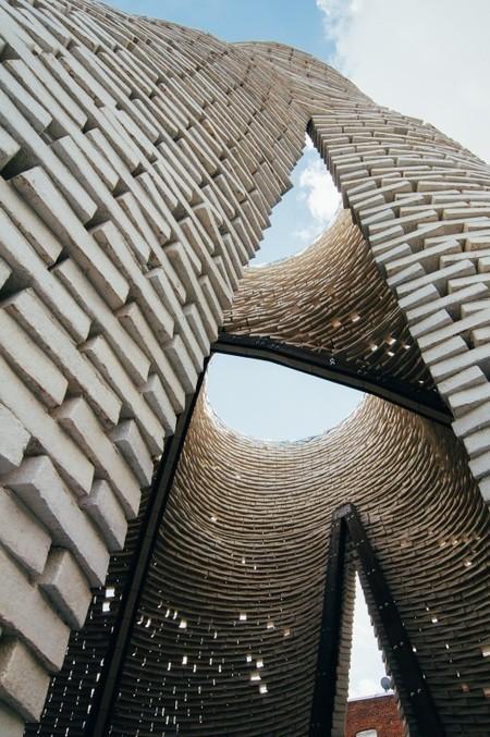 VIDEO: How The Living's Mushroom Tower Was Built | [In] Morph - Logic | Scoop.it