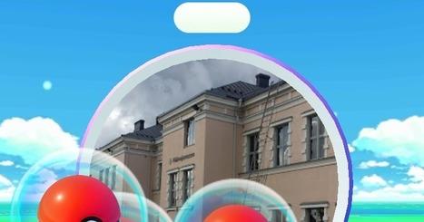 Matleenan blogi: Pokémon GO - kokemuksia pelaamisesta | Tablet opetuksessa | Scoop.it