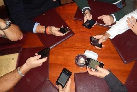 Lo bueno y lo malo de usar smartphone en vacaciones | I didn't know it was impossible.. and I did it :-) - No sabia que era imposible.. y lo hice :-) | Scoop.it
