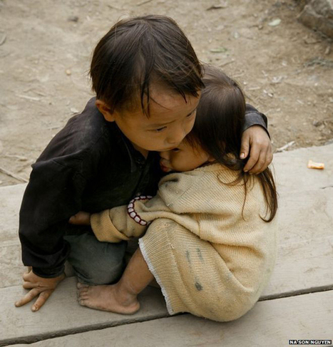Photo a generic image of sadness - but it's not of Nepalese orphans | Stage 3 English | Scoop.it