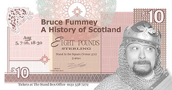 Bruce Fummey at the Edinburgh Fringe | Culture Scotland | Scoop.it