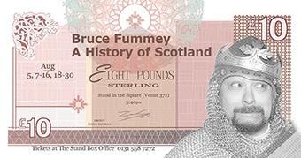 Bruce Fummey at the Edinburgh Fringe | Culture Scotland | Scoop.it