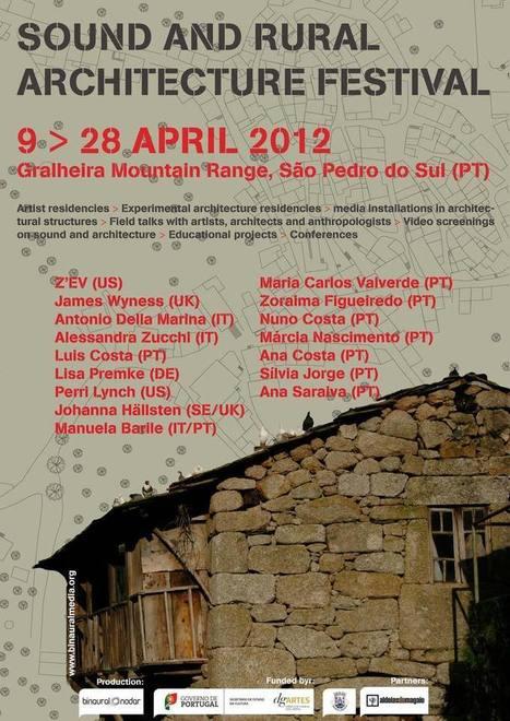 Sound and Rural Architecture Festival: 9 – 28 April 2012 : binauralmedia.org | DESARTSONNANTS - CRÉATION SONORE ET ENVIRONNEMENT - ENVIRONMENTAL SOUND ART - PAYSAGES ET ECOLOGIE SONORE | Scoop.it