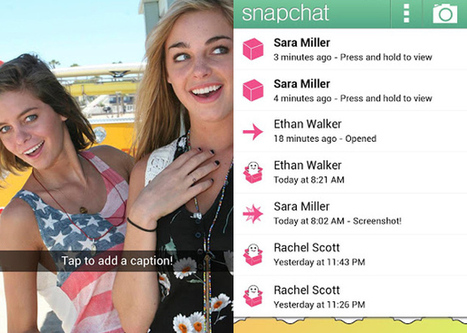 4.6 million Snapchat usernames, phone numbers reportedly leaked | Information Management | Scoop.it