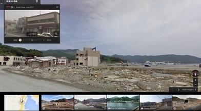 Voyager dans le temps grâce à Google Street View - France Info | Enseigner l'Histoire-Géographie | Scoop.it