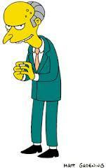 M. Burns soutient Mitt Romney | The simpsons | Scoop.it
