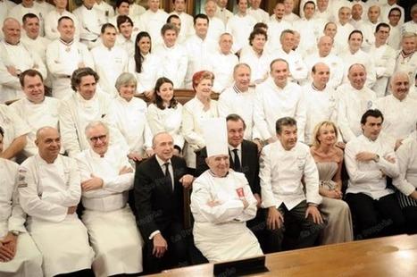 Sirha 2013 : Les Grands Chefs Du Monde autour de Paul Bocuse   Chefs Pourcel Blog   vins et gastronomie   Scoop.it