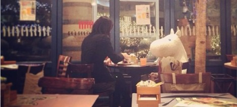 This Restaurant in Japan Gives Solo Diners Stuffed Animals for Company   enjoy yourself   Scoop.it
