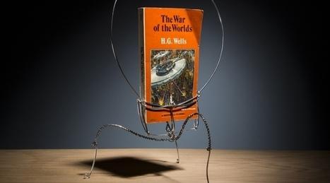 Des livres prennent vie et jouent leur propre rôle | Baboué ? | Scoop.it