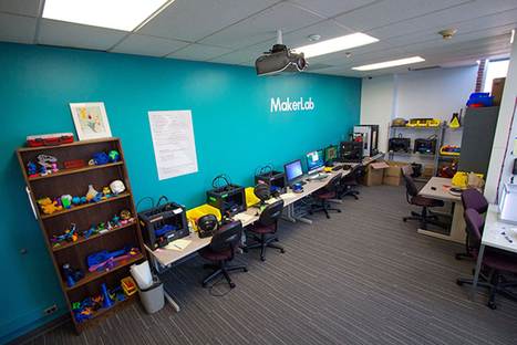 How to Create a Makerspace -- Campus Technology | Learning spaces and environments | Scoop.it