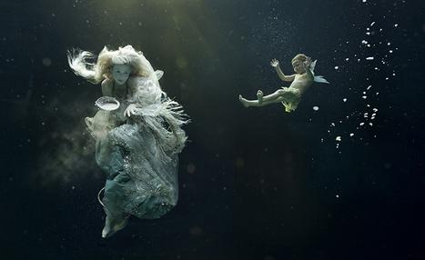 Zena Holloway - Underwater photographer.   Underwater Trash The Dress   Scoop.it