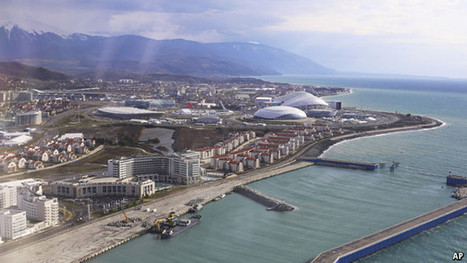 Why Sochi is, ironically, the perfect place for the winter Olympics | Tourism Development - A2 Exam | Scoop.it