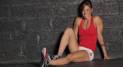 Andrea Ager: Getting to Know Ms. AgerBomb | Crossfit | Scoop.it