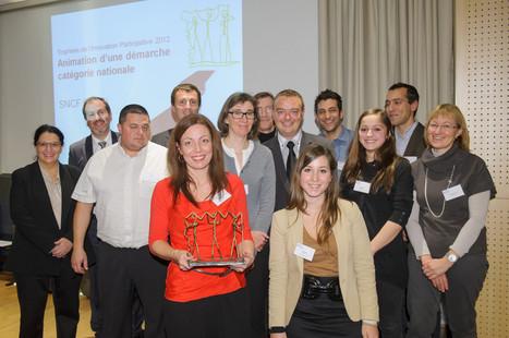Innovation Participative à la SNCF | Innovation participative, management et croissance | Scoop.it