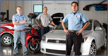 Automotive Training - More Information | UTI | Automotive Technology at a Teenage Level | Scoop.it