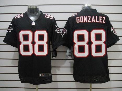 USA Store Cheap Nike Atlanta Falcons 88 Gonzalez Elite Black Code High Quality Shop | 2013 up jerseys football jerseys wholesale | Scoop.it