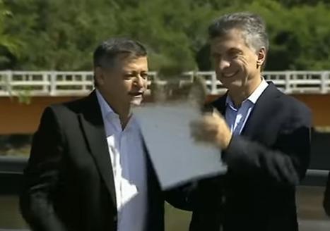 Macri reprograma visita a Chaco   Chaco   Scoop.it