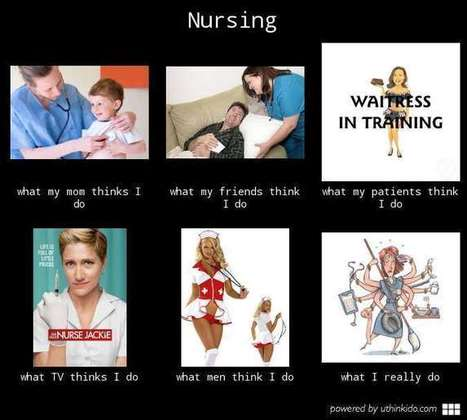 Nursing | What I really do | Scoop.it