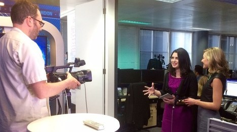 Day in the Life: CNBC's social media editor during its first Facebook Live TV show | SportonRadio | Scoop.it