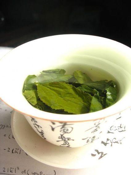 Thé vert, thé noir, quelle différence ? - Futura Sciences | Grains et Feuilles | Scoop.it
