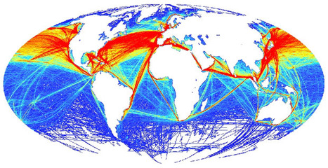 Mondialisation : comprendre le trafic maritime | great buzzness | Scoop.it