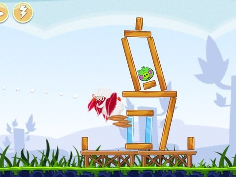 Angry Birds Maker Rovio's Profits Hit a Wall | Digital-News on Scoop.it today | Scoop.it