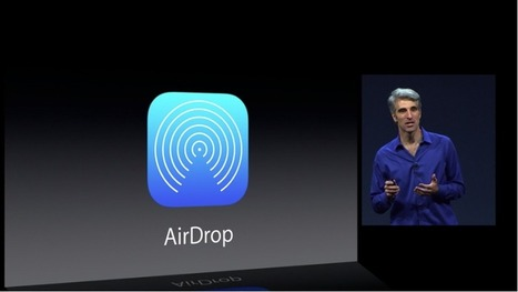 AirDrop Is Now Baked Into iOS 7 | iPads in the Classroom | Scoop.it
