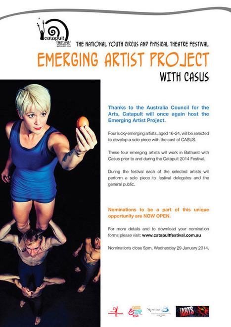 Emerging Artist Project   Emerging Artists & New Collectors   Scoop.it