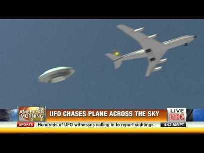 News: UFO chases Plane, Military Aircraft C-17   Best YouTube Videos   Scoop.it