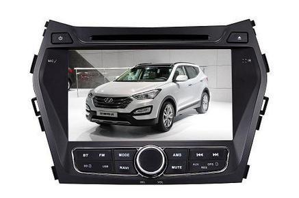 AUTORADIO HYUNDAI IX45/2013 SANTA FE GPS DVD PLAYER STEREO SAT NAV, Car DVD Players Manufacturer/Supplier SOMICAR   Top quality China autoradio gps   Scoop.it