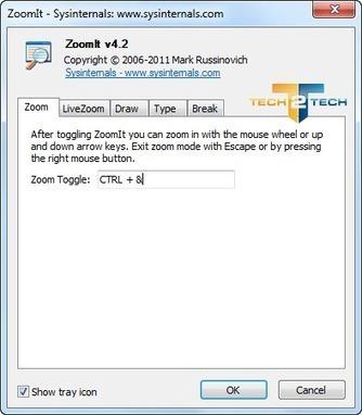 ZoomIt : Réussir vos présentations comme un pro ! | Le Top des Applications Web et Logiciels Gratuits | Scoop.it