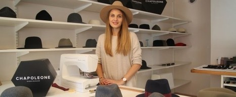 les chapeaux « made in France » de Chapoleone | French Touch | Scoop.it