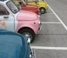 MANCANO 2 GIORNI: ECCO I VIDEO DELLE FIAT 500 DI HELLO KITTY E DEI DUE NEOSPOSI « Fiat 500 alla conquista del Friuli – Il blog | Fiat 500 | Scoop.it