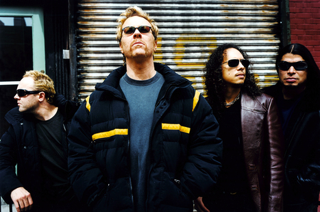 Metallica Catalog Returns to Napster After 17 Years: Exclusive | New Music Industry | Scoop.it