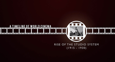 VOTD: 'A Timeline of World Cinema' Web Series Condenses More than a ... - /FILM | Cine | Scoop.it