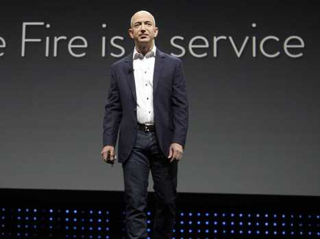 Jeff Bezos Thinks 100% Ad-Supported Businesses Are Bad For Users | Tips and feedback for geeky entrepreneurs | Scoop.it