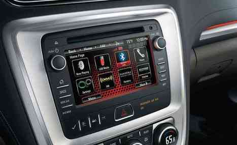 How (Radio can) Beat the New Car Dashboard | MarkRamseyMedia | Radio 2.0 (En & Fr) | Scoop.it