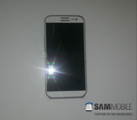 Première photo du Samsung Galaxy S4 ? | Windows Mac Mobile Application | Scoop.it