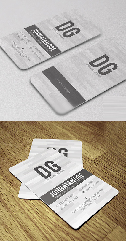 15 Creative and Unique Business Cards Design (Print Ready) | Innovation | Scoop.it