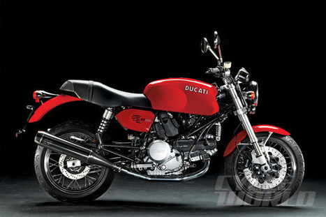 Ducati Sport Classic GT1000- Best Used Standard Motorcycles Review   Ductalk Ducati News   Scoop.it