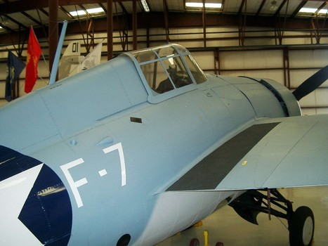 FM-1 Wildcat – WalkAround | History Around the Net | Scoop.it