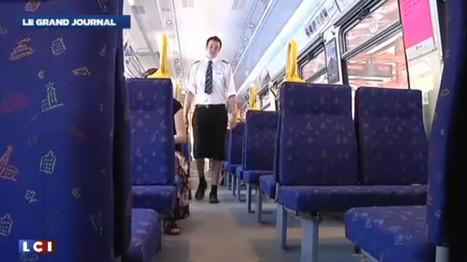 VIDEO. Suède : privés de short, des conducteurs de train ... - LCI - Tf1 | La Suède à la Une | Scoop.it