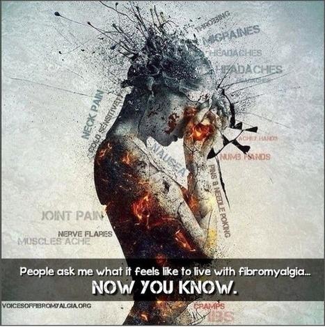 Fibromyalgia feels like | Fibromyalgia | Scoop.it