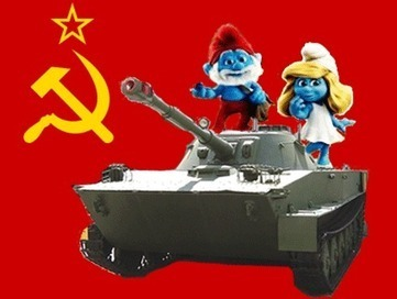 Here's Why Some People Think the Smurfs Are Jew-Hating Communists | Archivance - Miscellanées | Scoop.it
