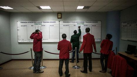 Rwanda Reaches for New Economic Model | AP HUG | Scoop.it