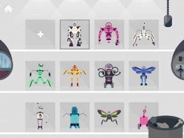 App iPad (et iPhone) pour enfants : une véritable usine de robots à visiter | L'e-Space Multimédia | Scoop.it