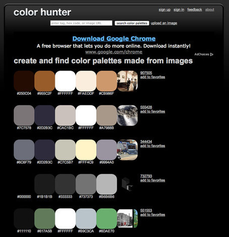 The 20 best tools for choosing a colour scheme | Creative Bloq | Social Media | Scoop.it