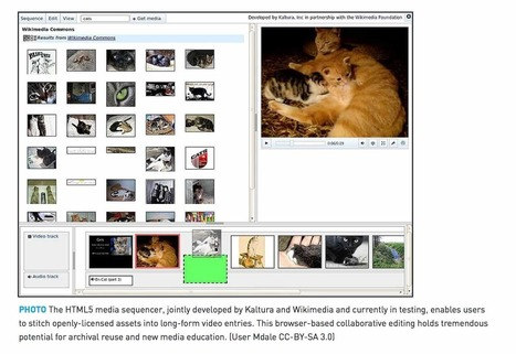 Ben Moskowitz » Now's the time for collaborative video on Wikipedia | Audiovisual 2.0 | Scoop.it