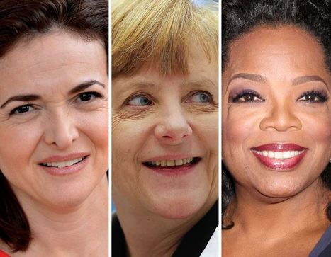 The 20 most powerful women in the world | Authors in Motion | Scoop.it