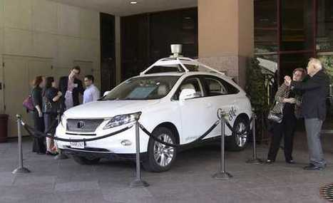 Self-driving Google car a big hit at Texas Transportation Forum - Fort Worth Star Telegram | Ridgeline Logistics | Scoop.it